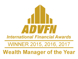 Fisher Investments Europe ADVFN Award Winner