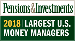 Fisher Investments is rated #164 on Pension & Investments/Towers Watson list of the world top 500 money managers for 2015.