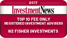 Fisher Investments InvestmentNews Top RIA
