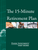 The 15-Minute Retirement Plan