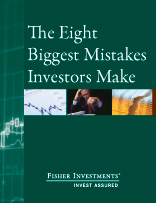 Eight Biggest Mistakes Investors Make